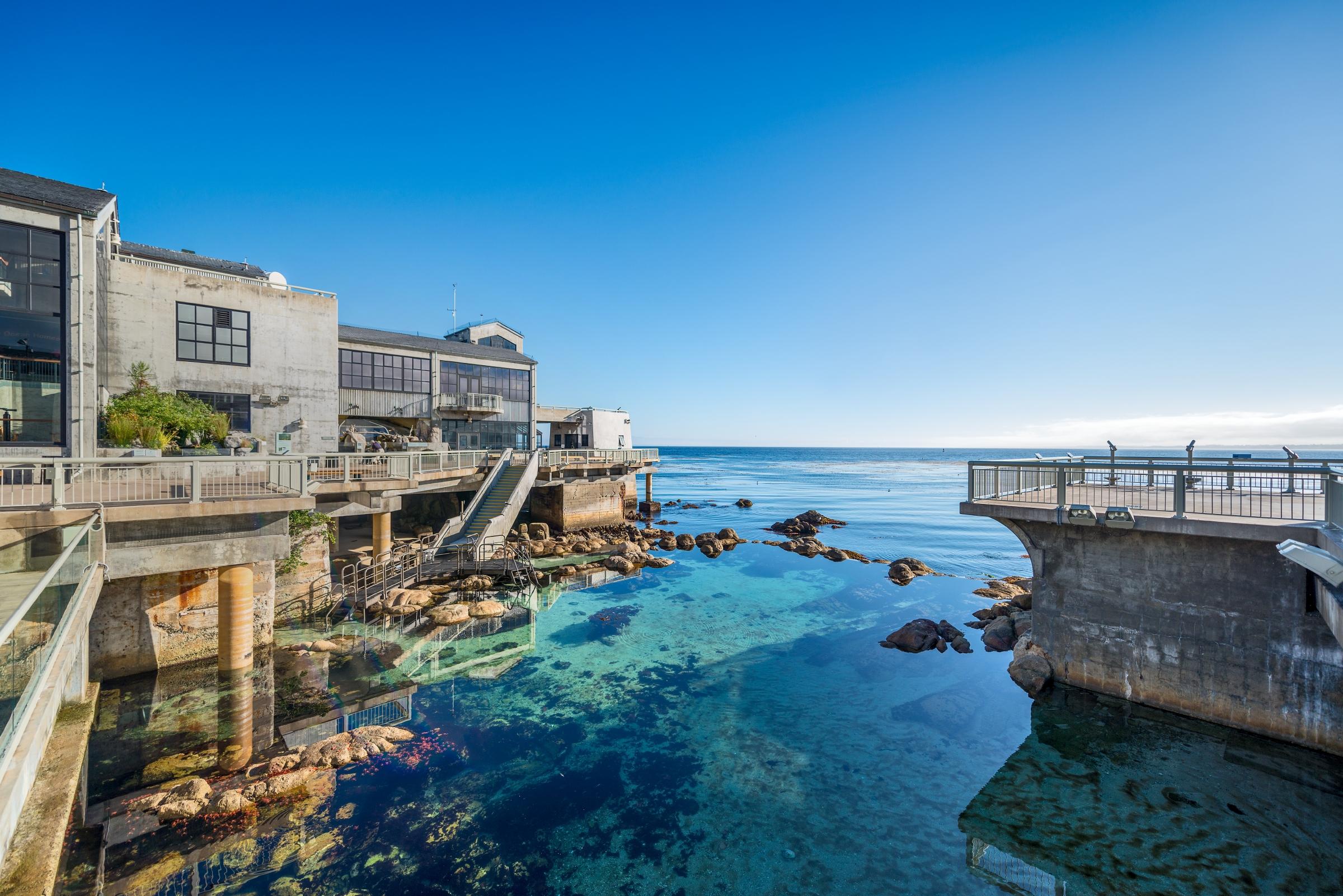 Visit | Monterey Bay Aquarium