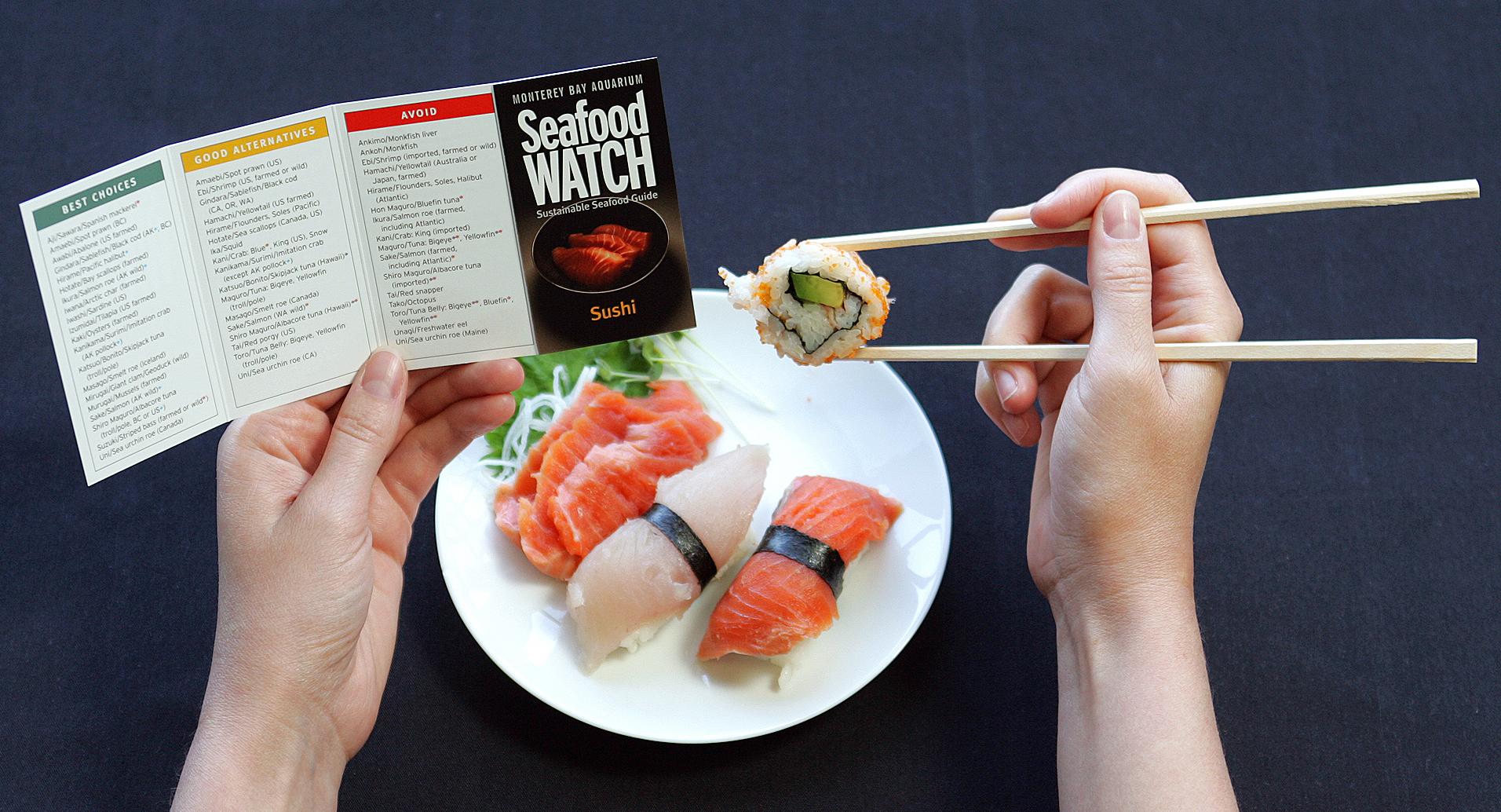 Seafood Watch | Image gallery | Monterey Bay Aquarium